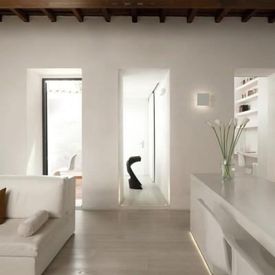 Idee e foto di open space per ispirarti habitissimo for Foto di appartamenti ristrutturati