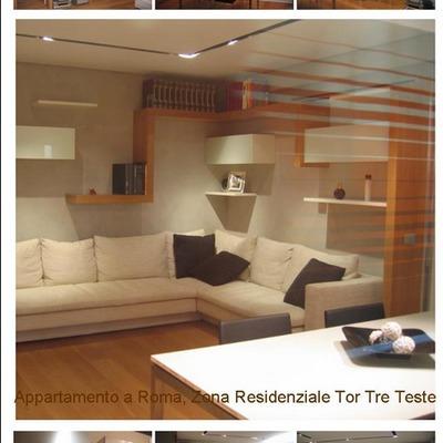 Appartamento a tor tre teste