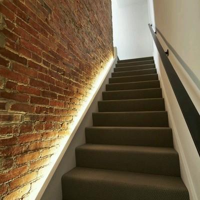 Appartamento su tre livelli