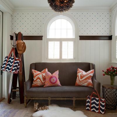 Come decorare la tua casa con gli sci