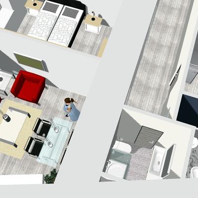 Progetto per Architettura d'Interni
