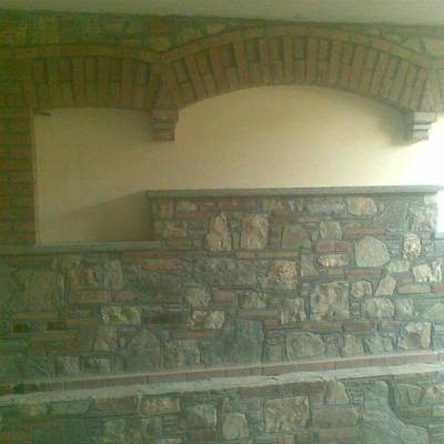 arco e muro