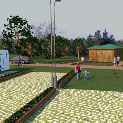 Progetto per la realizzazione di una sosta Camper nel Comune di Diamante (CS) - Località Cirella