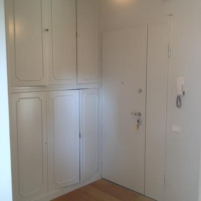 Restyling porte, armadio e nuovo portone
