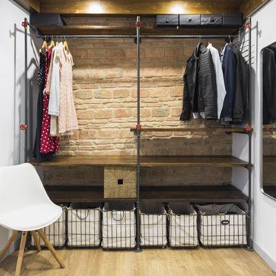 L'armadio cambia volto: nuove soluzioni e finiture