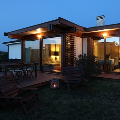 Prezzo per la categoria costruzione case prefabbricate habitissimo - Ampliamento casa ...