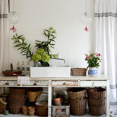 arredamento casa rurale