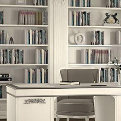 Idee e foto di librerie bianche a verona per ispirarti for Librerie bianche