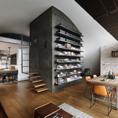 Idee e foto di stile industriale per ispirarti habitissimo for Arredatori di interni