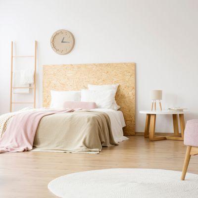 Arreda una camera da letto irregolare
