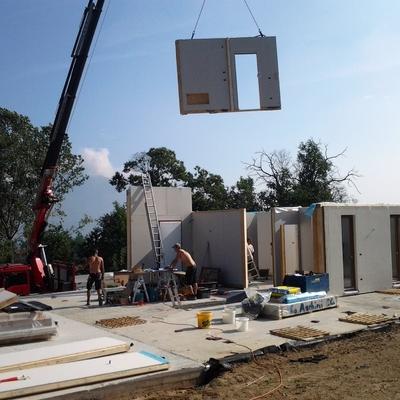 Prezzo per la categoria costruzione case prefabbricate for Belle case economiche