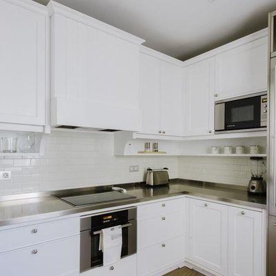 Top, lavelli e rubinetteria per facilitare il lavoro in cucina