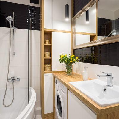 8 soluzioni express per rendere più funzionale il tuo bagno