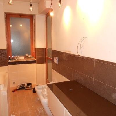 Ristrutturazione completa appartamento mq 90 a Cuneo