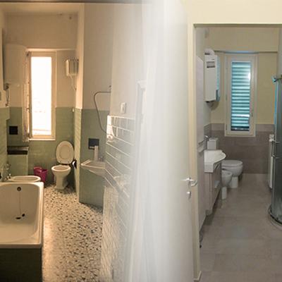 Ristrutturazione di appartamento in Firenze