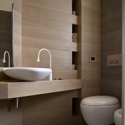 Idee e foto di lavabo d 39 appoggio per ispirarti habitissimo for Arredo bagno piove di sacco