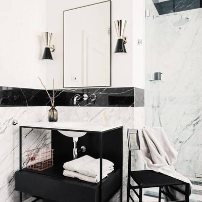 Un elegante appartamento a Milano