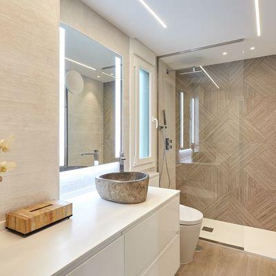7 soluzioni per avere un bagno funzionale