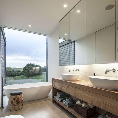 Idee di bagno per ispirarti habitissimo for Bagni da sogno moderni