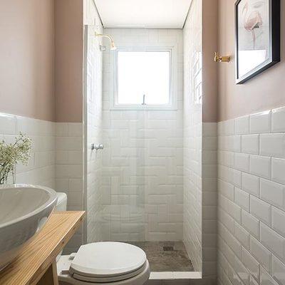 Idee e foto di doccia in muratura per ispirarti habitissimo - Stuccare piastrelle bagno ...