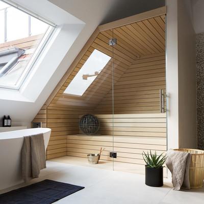 Preventivo costruire sauna online habitissimo for Bagno con piani sauna