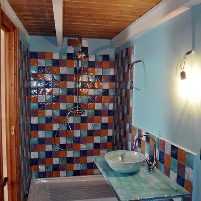 Bagno della camera da letto