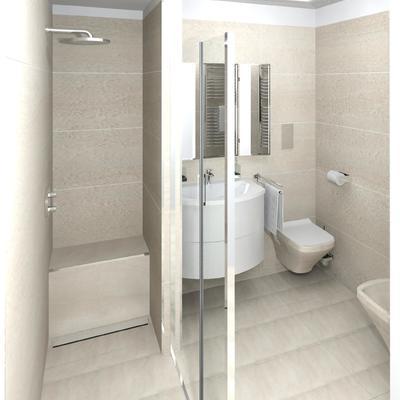ristrutturazione di bagno in marmo