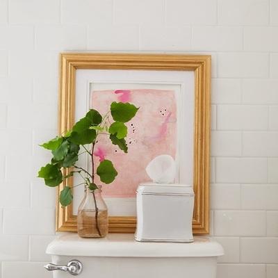 Idee e foto di bagni in stile romantico per ispirarti - Bagno romantico ...