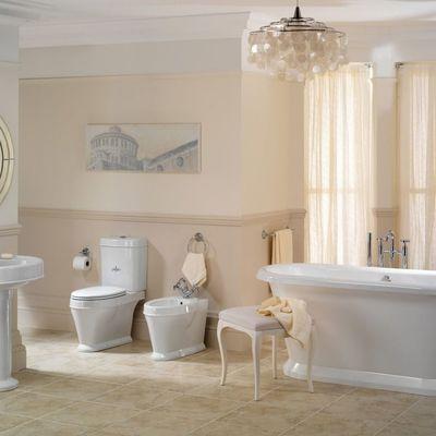 5 punti chiave per dare al tuo bagno un tocco vintage