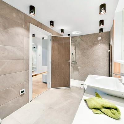 Progetto Ristrutturazione Green Room
