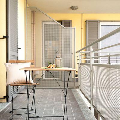 Idee low cost per piccoli balconi