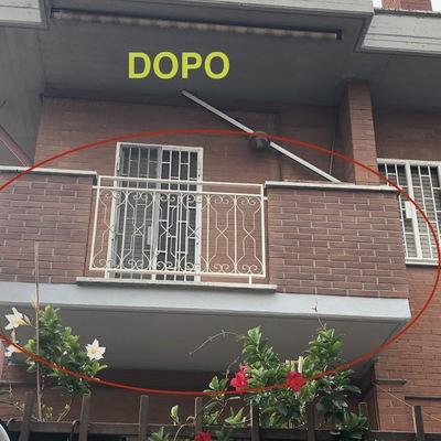 Rifacimento completo balconi