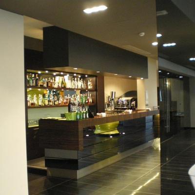Progetto ristrutturazione bar a Baggiovara (MO)