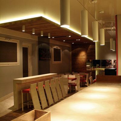 Allestimento bar ad Altamura (BA