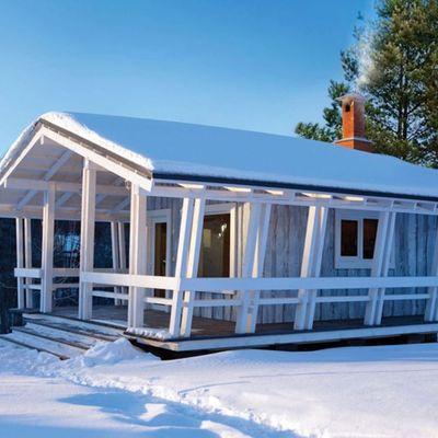 Idee di costruzione case prefabbricate per ispirarti - Idee per case piccole ...