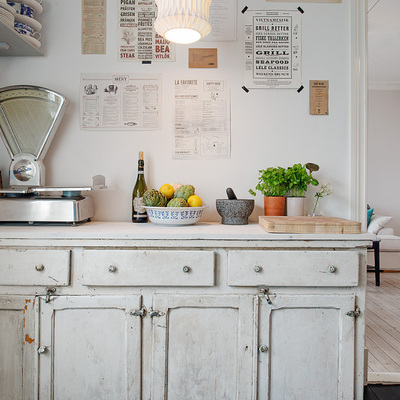 Complementi vintage per una casa piena di stile