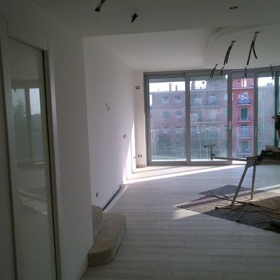 Progetto realizzazione appartamenti Ex rimessa AMT