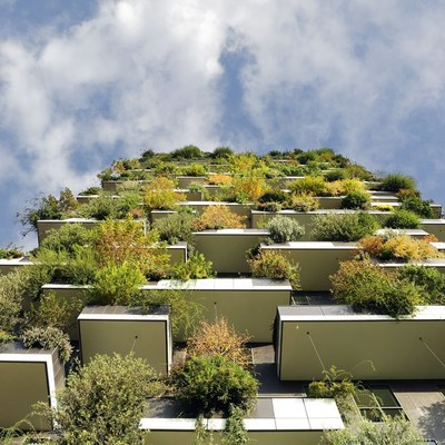 Bosco verticale: un esperimento di verde urbano ben riuscito