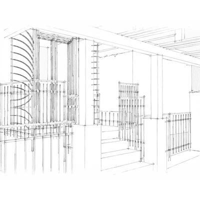 Idee de infissi legno e falegnameria per ispirarti for Progetto gazebo in legno pdf