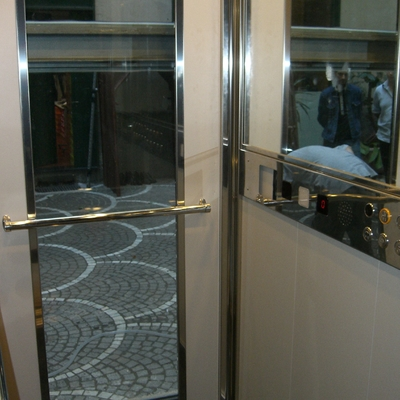 Installazione Impianto Ascensore Condominio Residenziale