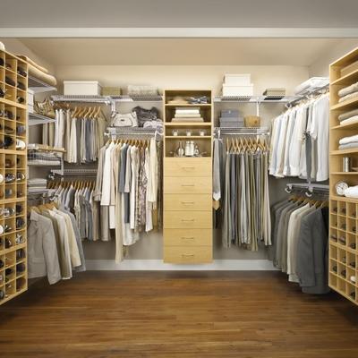 Progetti di camera da letto con cabina armadio