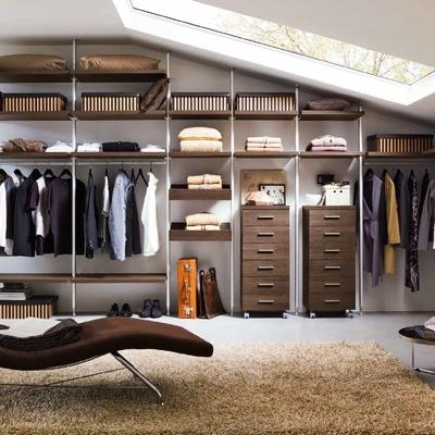 Idee e foto di cabina armadio per ispirarti habitissimo for Idee di pavimentazione cabina di log