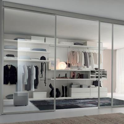 Come realizzare la perfetta cabina armadio