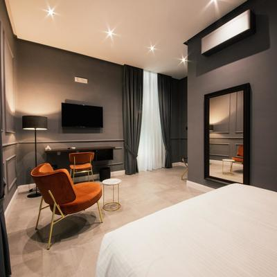 The Grey Luxury Rooms