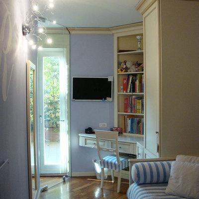 Casa B. San Gottardo, Milano