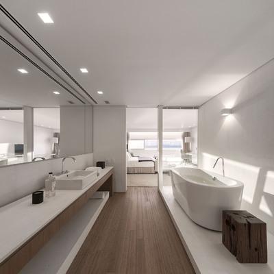 Camera con bagno indipendente