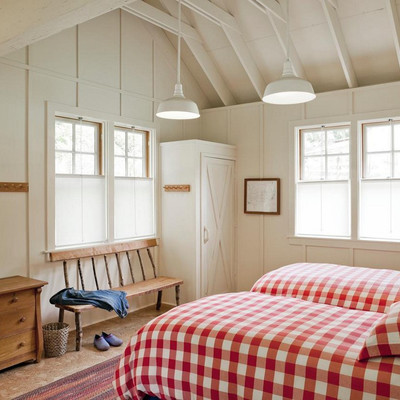 Arredare una camera da letto in stile country  senza essere out