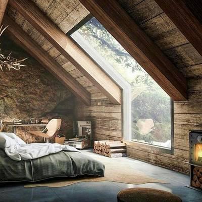 10 stanze che ti inviteranno a non abbandonare più il letto
