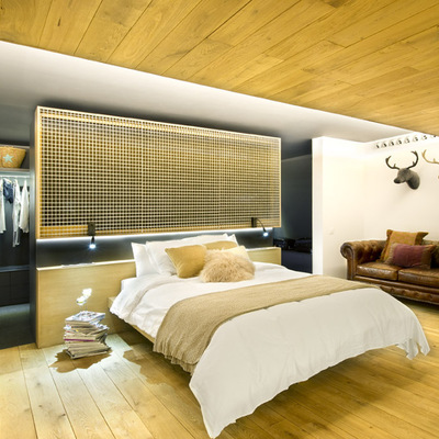 10 cambiamenti che trasformeranno la tua camera da letto in una suite
