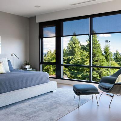 Idee e foto di camere da letto di stile moderno a roma citt per ispirarti habitissimo - Feng shui specchio camera letto ...